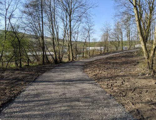 Haslingden Cycleway Update