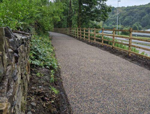 Further Haslingden Cycleway Update