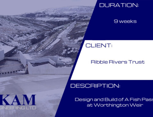 Ribble Rivers Trust – New Client