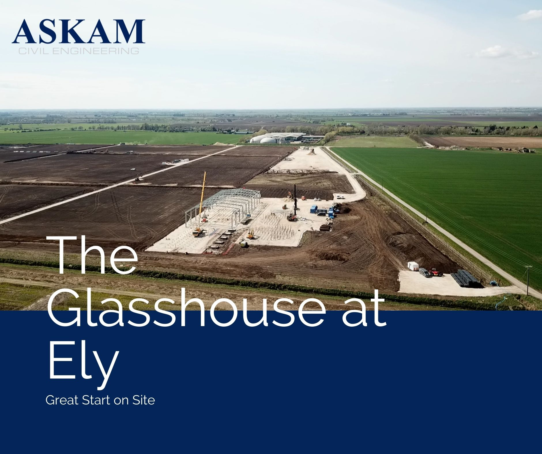 The Glasshouse at Ely