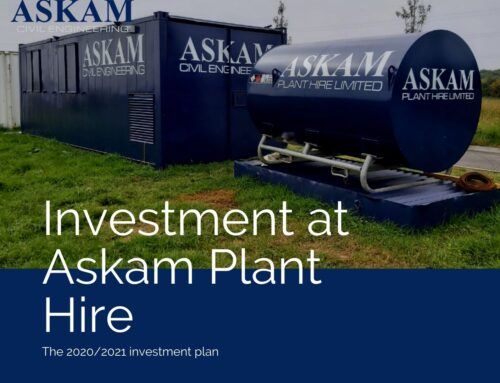 Investment at Askam Plant Hire